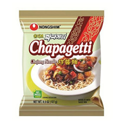 NONGSHIM CHAPAGHETTI - 140g