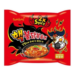 SAMYANG EXTREME HOT CHICKEN...
