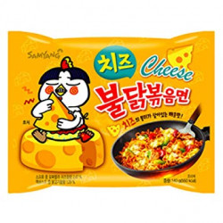 SAMYANG HOT CHICKEN CHEESE...