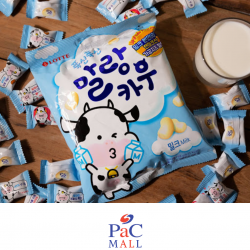 LOTTE SOFT MILK CANDY...
