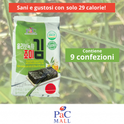 PAC ALGHE TOSTATE CON OLIO...