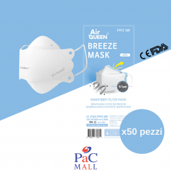 50 x AIR QUEEN BREEZE MASK...